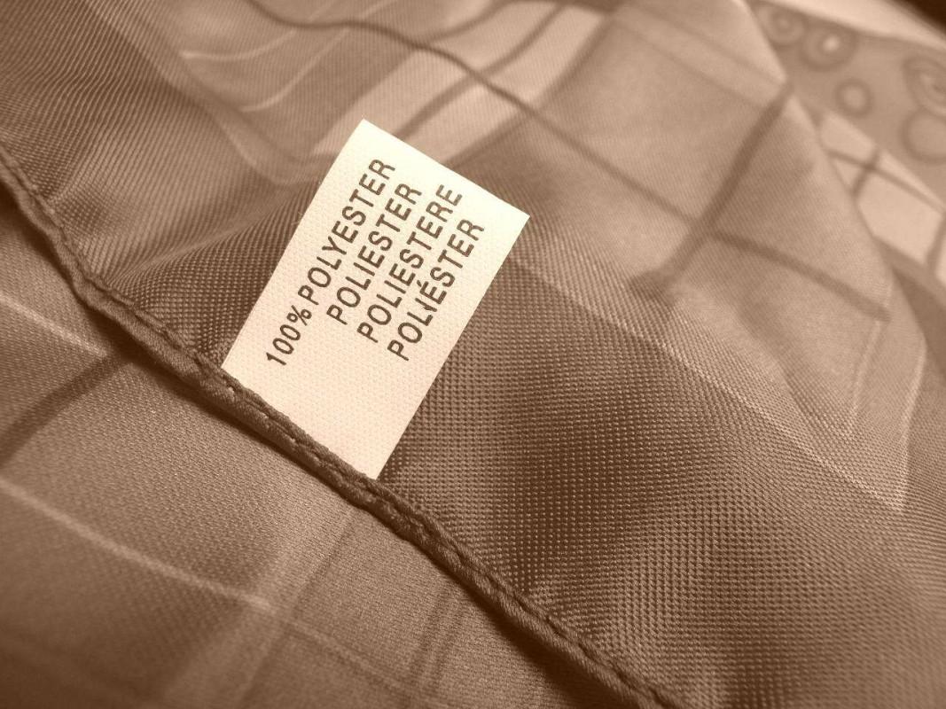 repasser du polyester