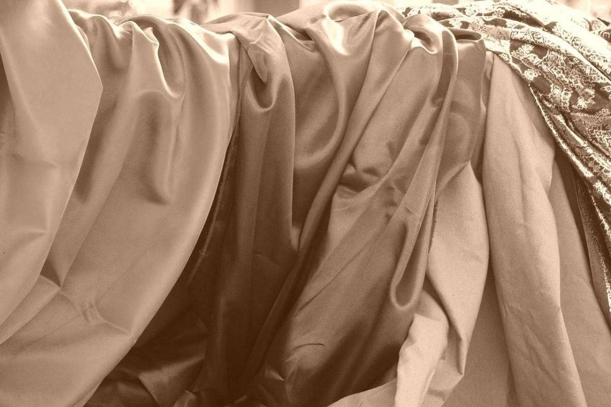 Repasser de la soie