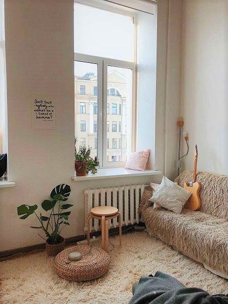 un appartement nettoyé