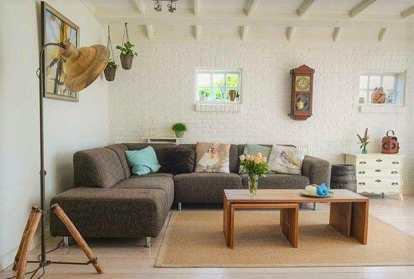 maison bien rangée et propre