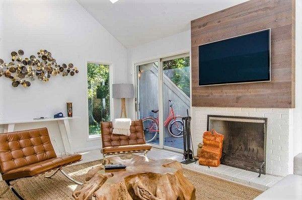 résidence secondaire nettoyée et propre