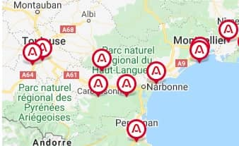 agences azaé en occitanie
