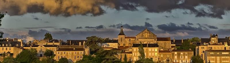 Poitiers dans la Vienne